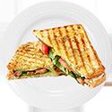 Sandwiches & Plates